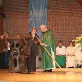 Bistumspilgerstab in Melle 03.11.2007