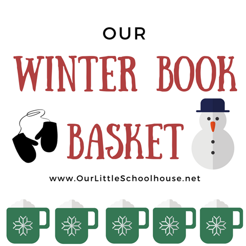 Our Little Library - Winter Basket