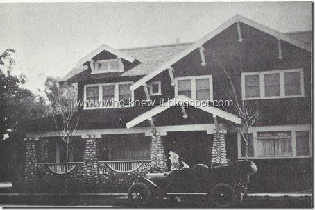 Herman Levy House 1761 Van Ness Avenue Fresno