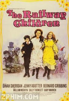 Lũ Trẻ Đường Tàu - The Railway Children (1970) Poster