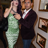 OIC - ENTSIMAGES.COM - Jasz Vegas and Johnny Pach at the  Ella Jade Interiors Press Launch in Hampstead London 1st September 2015 Photo Mobis Photos/OIC 0203 174 1069