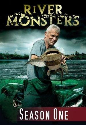 Những Quái Vật Sông Nước Phần 1 - River Monsters Season 1 (2009)