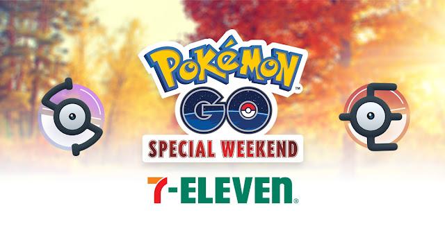 Pokemon GO 7-Eleven Event