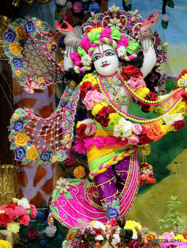 ISKCON Juhu Sringar Deity Darshan on 29th Sep 2016 (47)