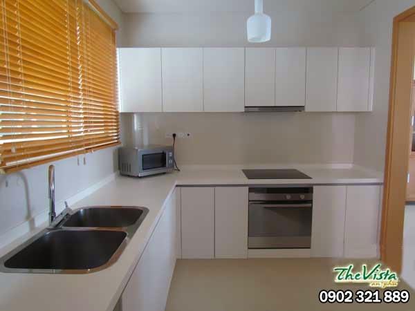 Giá thuê căn hộ 2 phòng ngủ tại the vista
