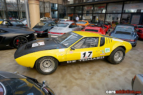 De Tomaso Race Car