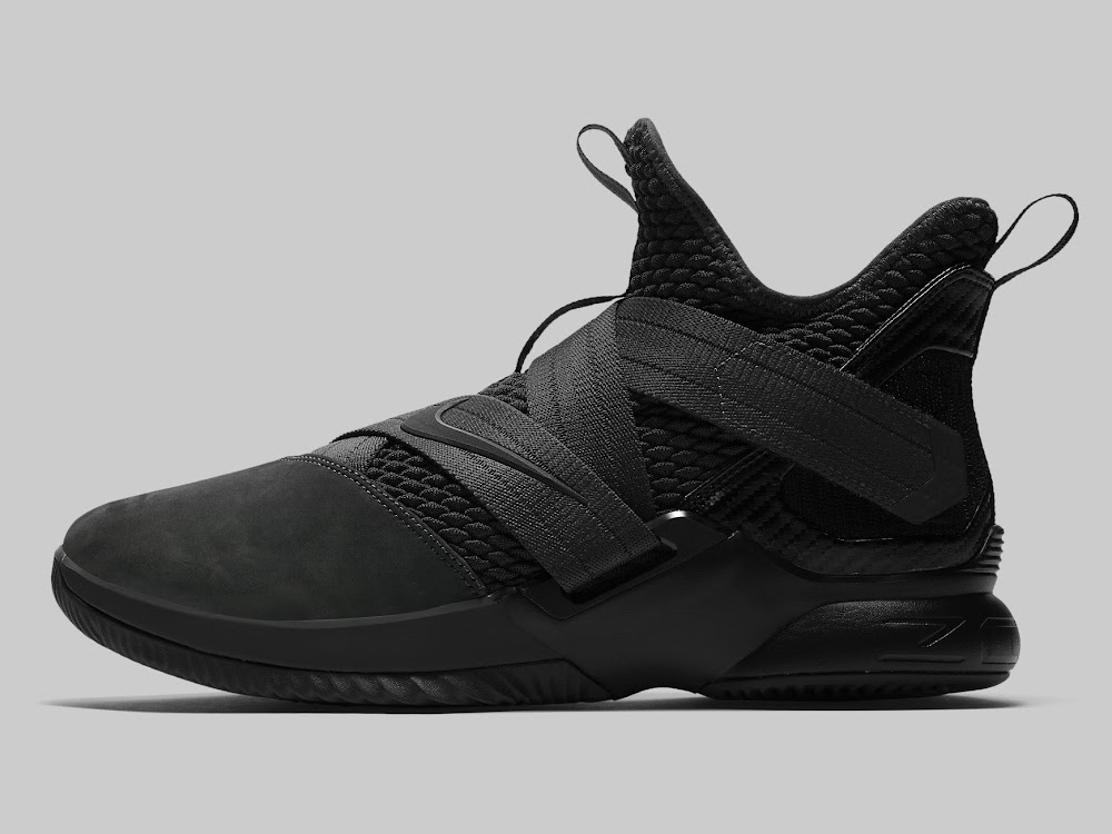 a4107c580bd Nike LeBron Soldier 12 SFG  Zero Dark Thirty  – Release Date
