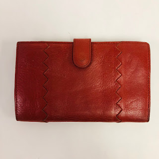 Bottega Veneta Terracotta Wallet