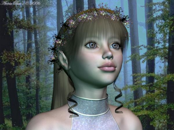 Magian Faery Smile, Fairies 3