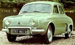 Renault 1956 Dauphine
