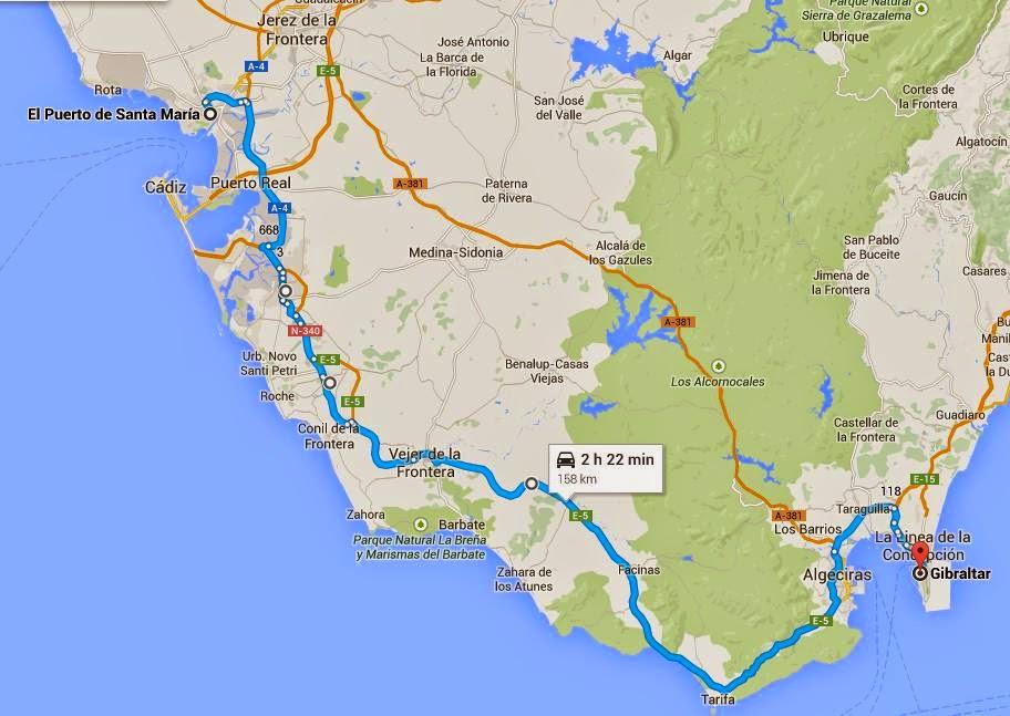 Carregar a bateria da moto até... Gibraltar Dia%2B2