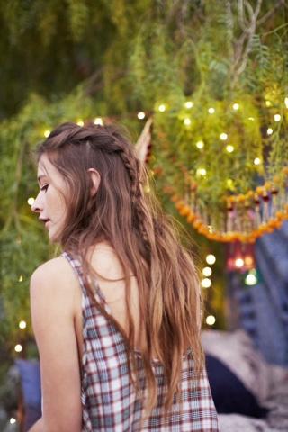 #cabelo #inspiração #hair #hairinspiration #tranças #mechastrançadas #braids #boho