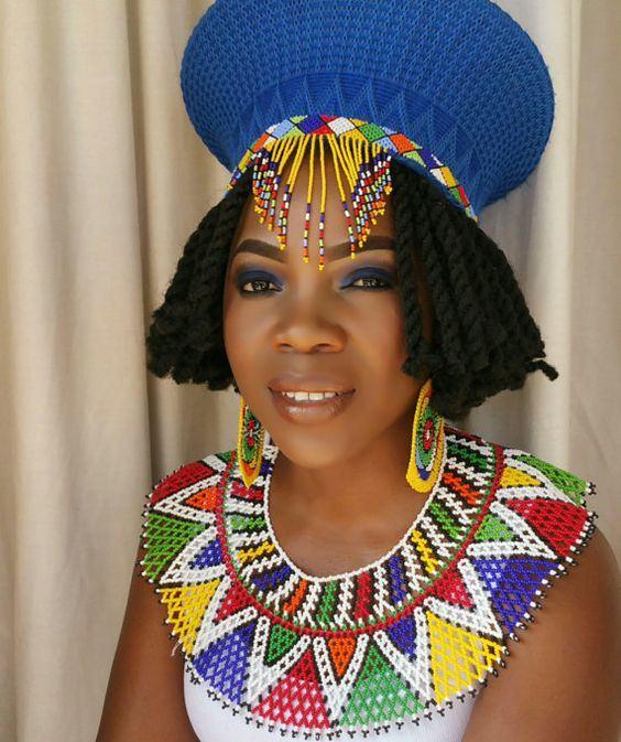 Zulu Bride Traditional Wear 2017 and  2018
