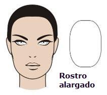 Tipo de rostro alargado