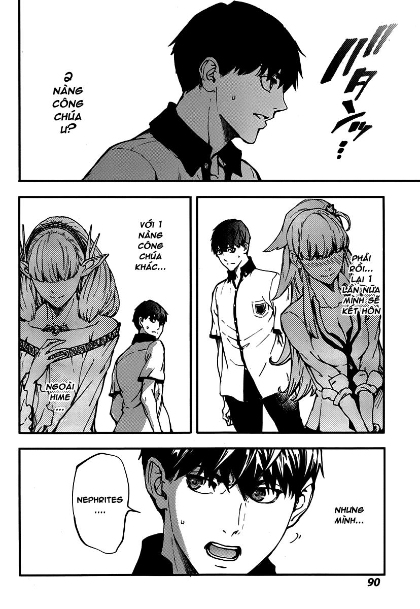 Kekkon Yubiwa Monogatari chap 10 page 14 - IZTruyenTranh.com