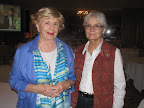 Mary Lou Donley and Helga Gerlinger