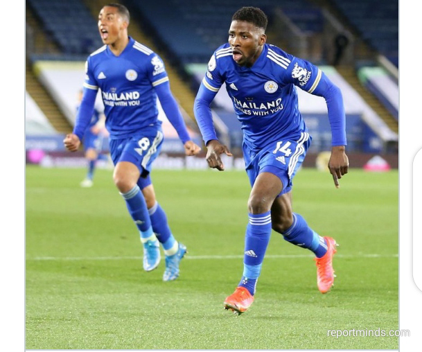Iheanacho scores and assist to claim MOTM award as Leicester City come from behind to beat Palace