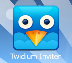 Twidium inviter