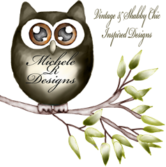 Michele R Designs New Logo