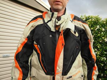 Ktm Powerwear Rally Suit Adventure Rider