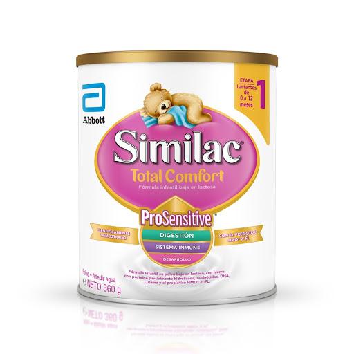 Formula Similac Total
