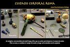 Cuidado corporal. Cultura romana