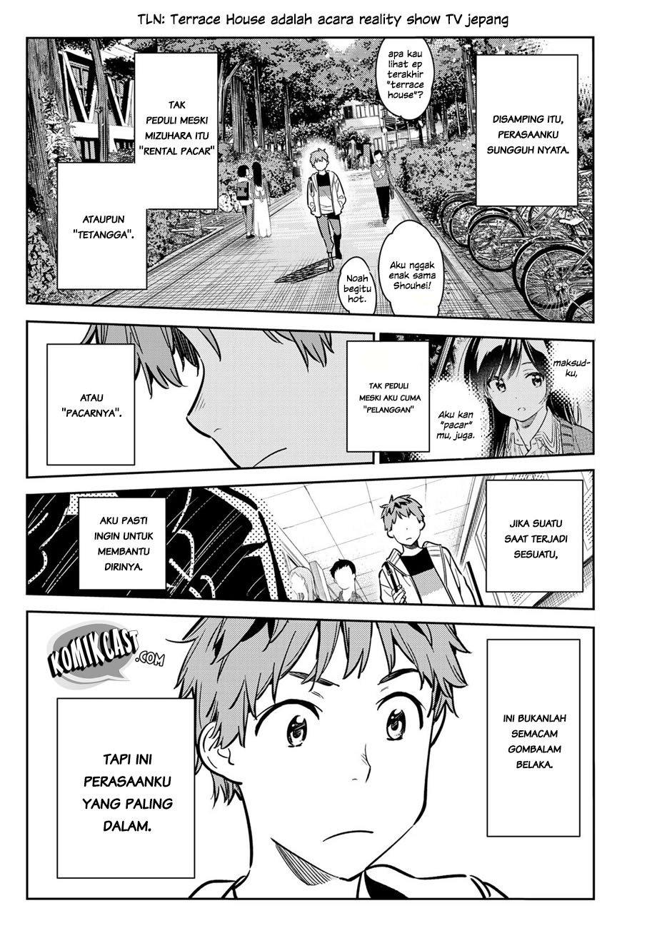 Kanojo, Okarishimasu  Chapter 61