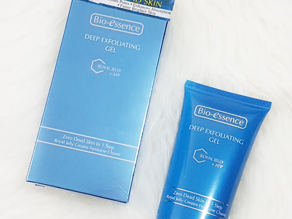 [Review] Bio Essence Deep Exfoliating Gel with Royal Jelly + ATP