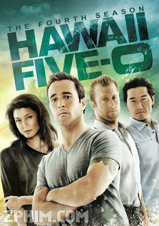Biệt Đội Hawaii 4 - Hawaii Five-0 Season 4 (2013) Poster