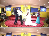 Man refuse to kiss his beautiful bride at the altar see his reasons