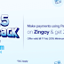 Zingoy Paytm Offer - Flat Rs.25 cashback when you pay using Paytm on Zingoy