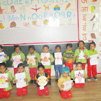 Shape Parade (Nursery) 15.12.2016