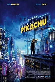Pokemon Detective Pikachu (2019) Watch & Download HD Movie Online