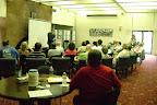 Audience at Eric Scheidler's talk