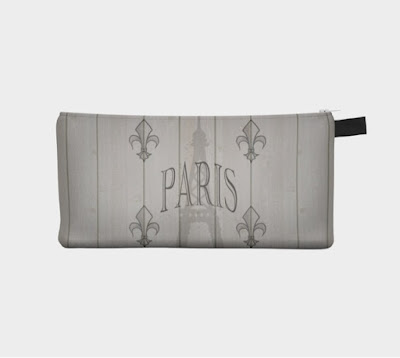 paris pencil case