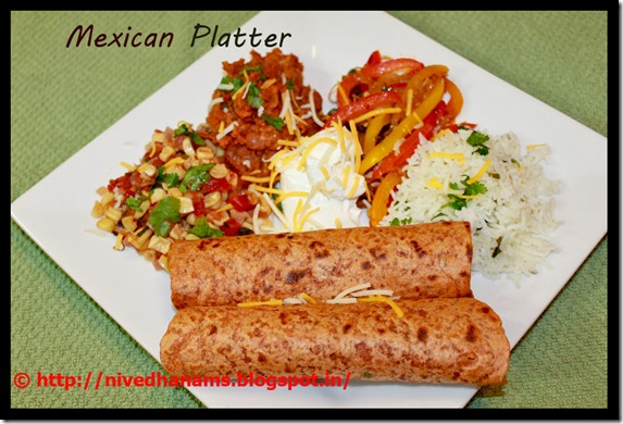 Mexican Cuisine - Plate - IMG_1682