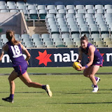 Fremantle v Carlton - Round 6 AFLW Round 2 JTL