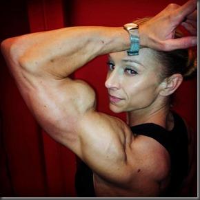 """145989296765 - 01 - femalemuscletalk_"""" Mindi O'Brien_ TEAMOBRIEN Fitness http_ift.tt_1S48PzY"""""""
