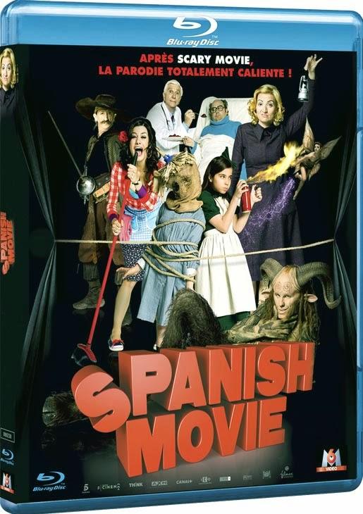 Spanish Movie [2009][Comedia absurda. Parodia][m720p][BDRip x264][Dual][Esp.Fre][Ac3-5.1][Subs]