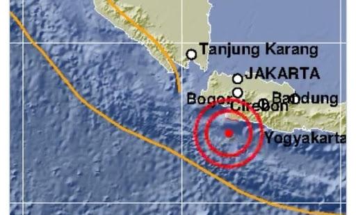 Gempa Terkini Sukabumi, Guncangan Terasa Cukup Kuat