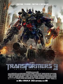 Transformers: El lado oscuro de la Luna - Transformers: Dark of the Moon (2011)
