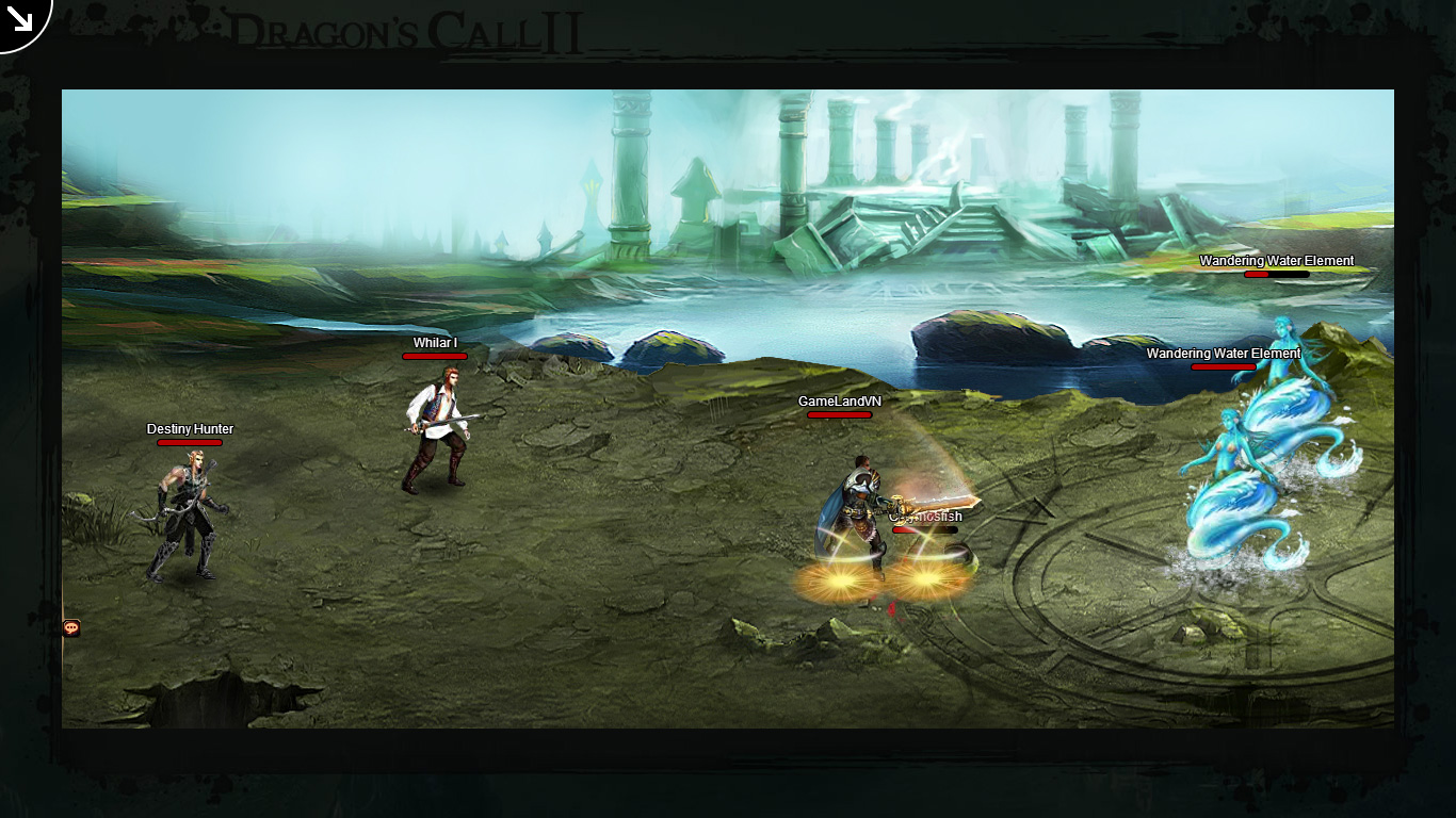 Một số hình ảnh về webgame Dragon's Call 2 - Ảnh 31