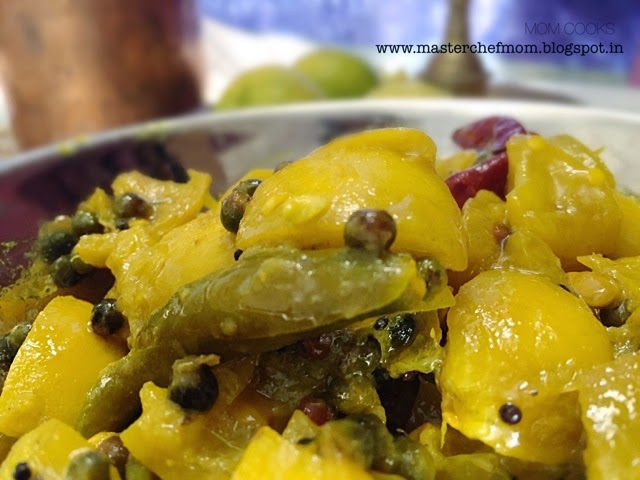 how to use pickled green peppercorns