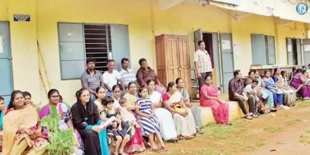 போதிய இடவசதி இல்லாததால் வகுப்பறைகளில் செயல்படும் கல்வி மாவட்ட அலுவலகங்கள்