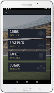 Game PacyBits FUT 17 PACK OPENER APK for Windows Phone