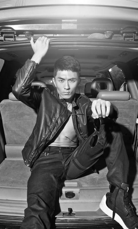 Zhang Ningjiang China Actor