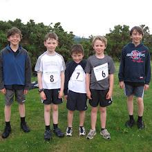 Caerketton Junior Hill Race