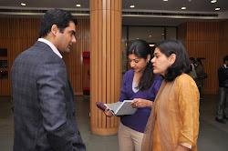 Tete-a-tete: Kapish Mehra talks with Swati and Tulika Maheshwari