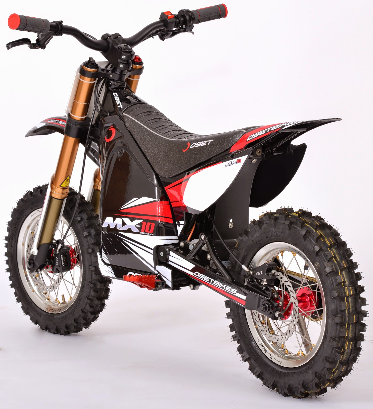 Oset Mx 10 Oset Electric Bikes Trials Dirt Motox