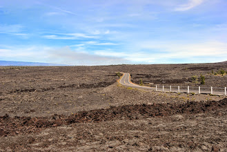 Photo: Chain of Craters Road